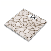Glass bathroom scale Beurer GS 203 Stone