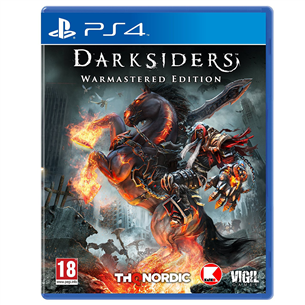 PS4 mäng Darksiders Warmastered Edition