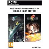 Arvutimäng Final Fantasy VII + VIII