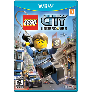 WiiU mäng Lego City: Undercover