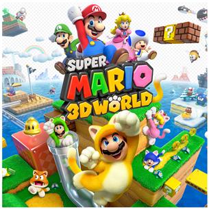 Nintendo Wii U mäng Super Mario 3D World