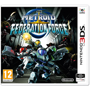 3DS game Metroid Prime: Federation Force