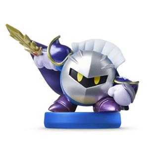 Amiibo Nintendo Kirby Collection Meta Knight