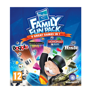 Xbox One mäng Hasbro Family Fun Pack