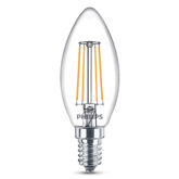 LED candle Philips / E14, 40W, 470 lm