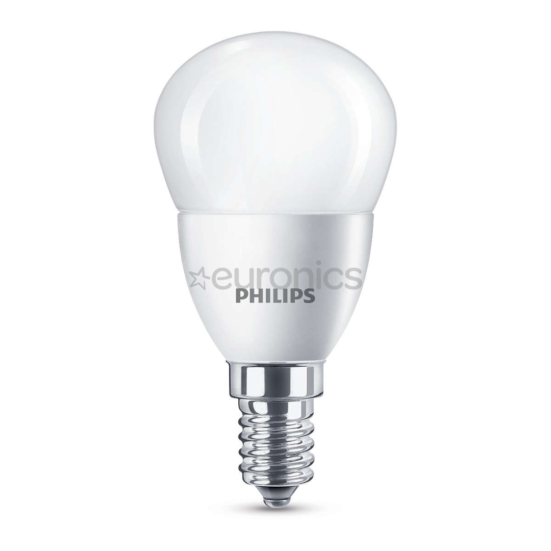 led bulb philips e14 40w 470 lm 929001157830. Black Bedroom Furniture Sets. Home Design Ideas