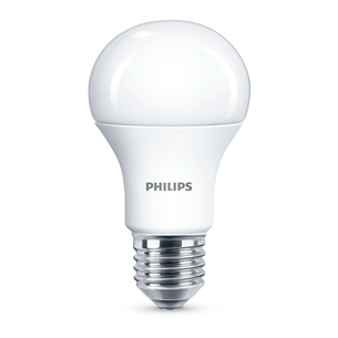 LED pirn Philips (E27, 8W, 806 lm)