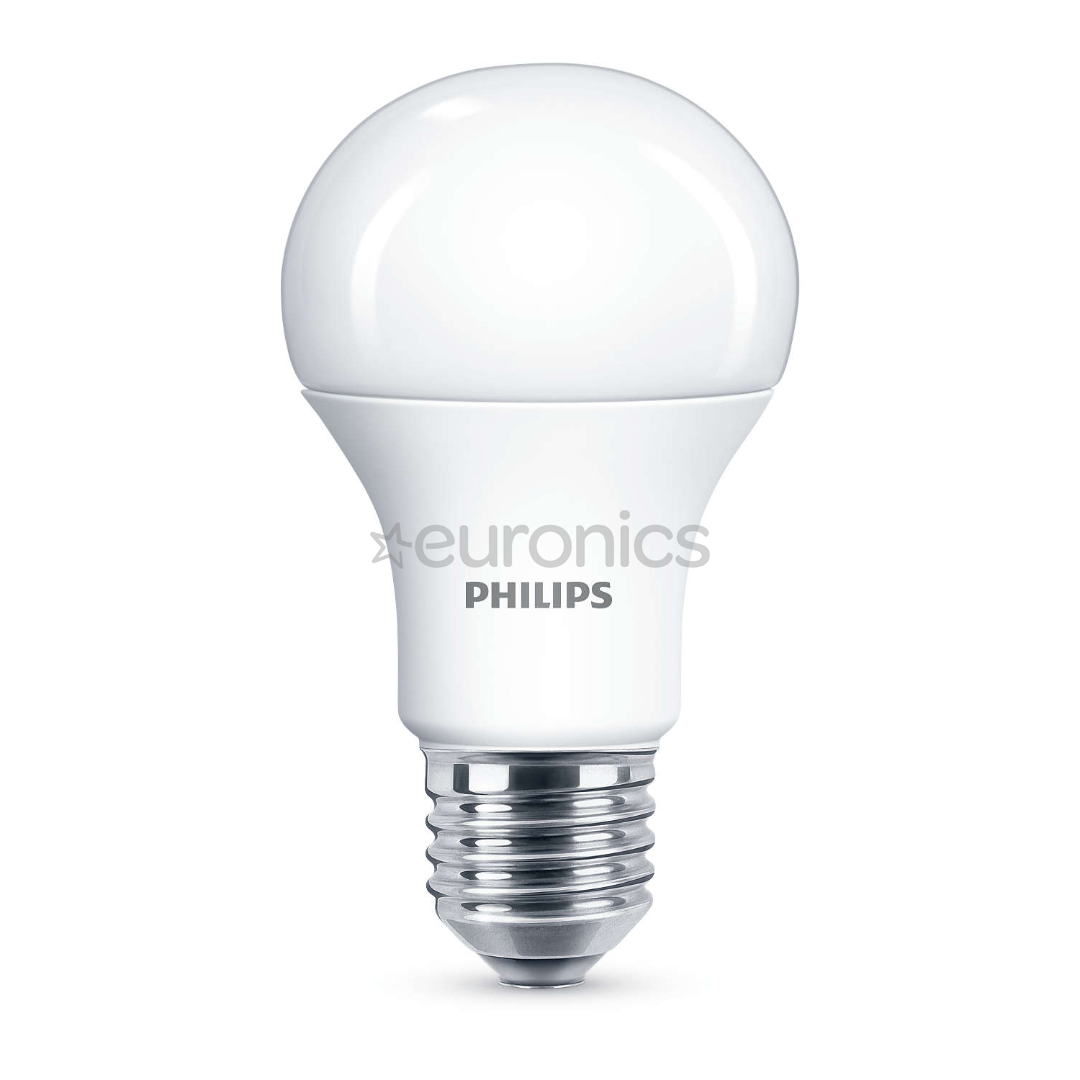 led bulb philips e27 8w 806 lm 929001234301. Black Bedroom Furniture Sets. Home Design Ideas