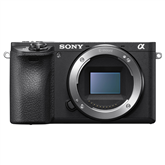 Hübriidkaamera kere Sony α6500