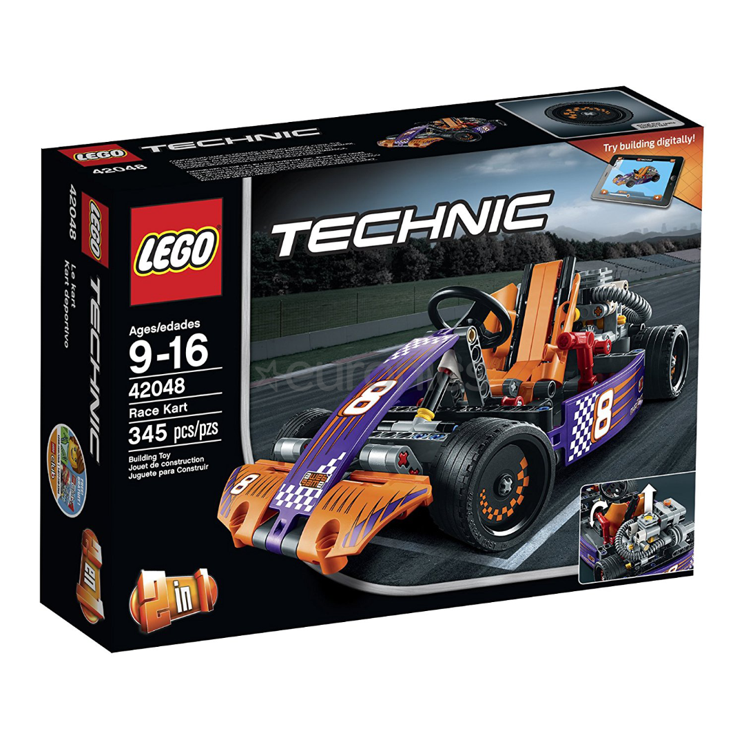 lego technic race kart 5702015590969. Black Bedroom Furniture Sets. Home Design Ideas