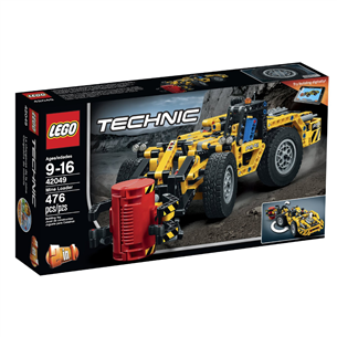 LEGO Technic Mine Loader