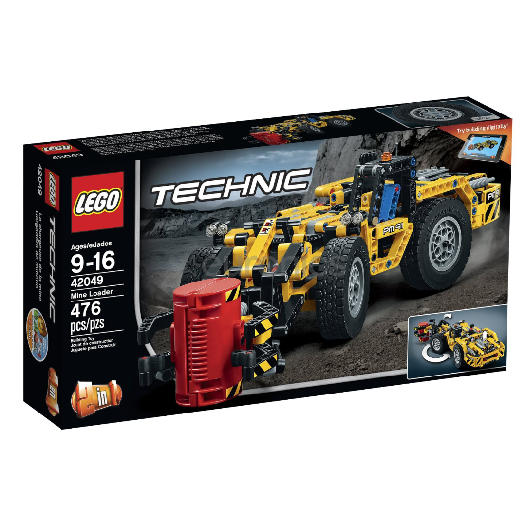 Lego Technic Mine Loader 5702015591973