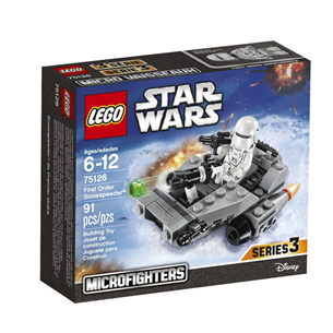 LEGO Star Wars First Order Snowspeeder
