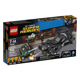 LEGO DC Super Heroes Kryptonite Interception