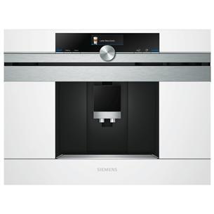 Integreeritav espressomasin Siemens