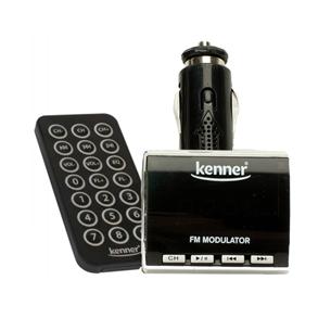 FM transmitter Kenner