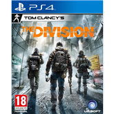 PS4 mäng Tom Clancys The Division