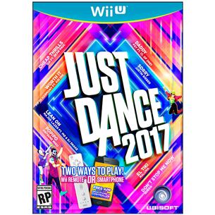 WiiU mäng Just Dance 2017