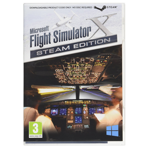 Arvutimäng Flight Simulator X: Steam Edition
