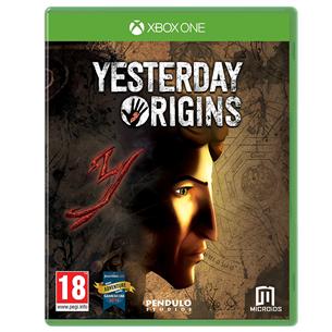 Xbox One mäng Yesterday Origins