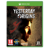 Xbox One mäng Yesterday Origins