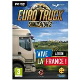 Arvutimäng Euro Truck Simulator 2: Viva la France