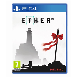 PS4 mäng Ether One Steelbook Edition