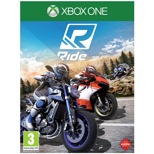 Xbox One mäng Ride