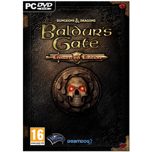Arvutimäng Baldurs Gate: Enhanced Edition