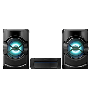 Muusikakeskus Sony Shake X3