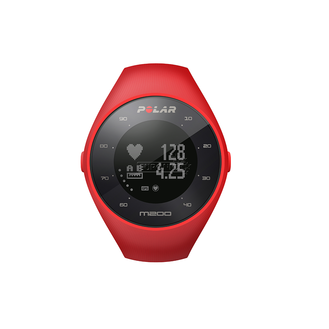 Heart Rate Monitor Polar M200 M200red