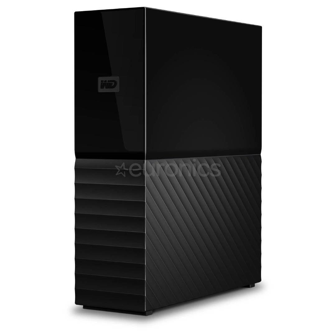 External hard drive Western Digital My Book / 3 TB, WDBBGB0030HBK-EESN