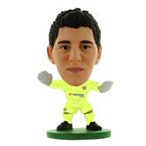 Kujuke SoccerStarz Thibaut Courtois Chelsea