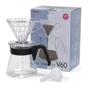 Kohvivalmistamise komplekt Hario V60