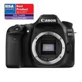 Peegelkaamera kere EOS 80D, Canon