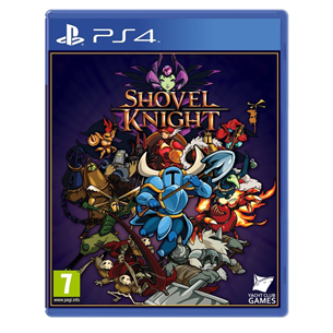 PS4 mäng Shovel Knight