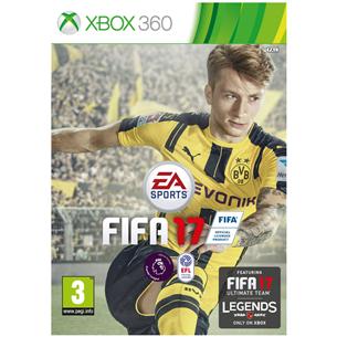 Xbox 360 mäng FIFA 17