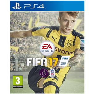 PS4 mäng FIFA 17