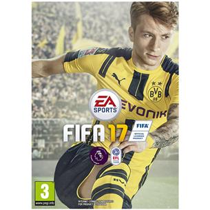 Arvutimäng FIFA 17