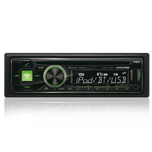 Autostereo Alpine CDE-173BT / Bluetooth