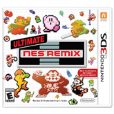 3DS mäng Ultimate NES Remix