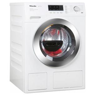 Pesumasin-kuivati Miele TwinDos & QuickPower Wifi (7 kg / 4 kg)