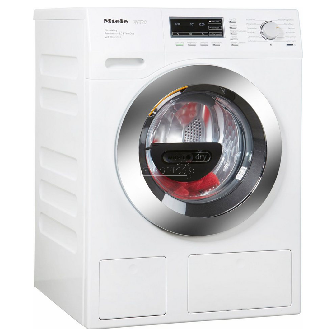 washer dryer miele twindos quickpower wifi 7 kg 4 kg. Black Bedroom Furniture Sets. Home Design Ideas