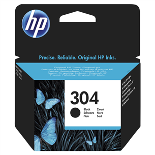 Ink cartridge HP 304 / black