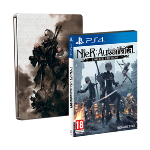 PS4 mäng Nier: Automata Limited Edition