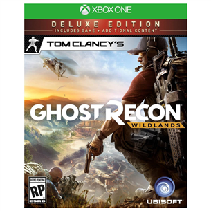 Xbox One mäng Tom Clancys Ghost Recon: Wildlands Deluxe Edition