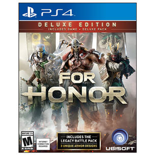 PS4 mäng For Honor Deluxe Edition