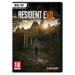 Arvutimäng Resident Evil VII