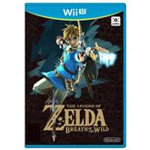WiiU mäng The Legend of Zelda: Breath of the Wild