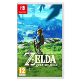 Switch game The Legend of Zelda: Breath of the Wild